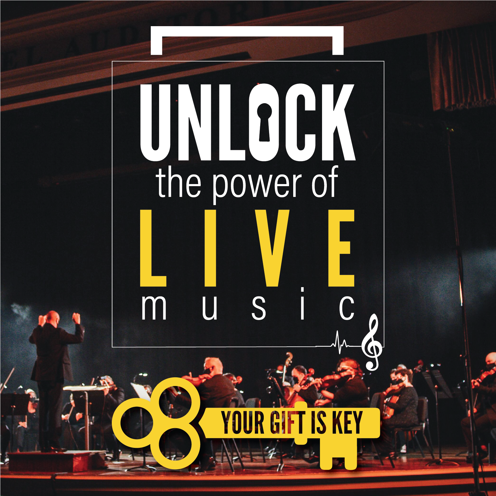 Unlock the Power of Live Music with the Western Piedmont Symphony