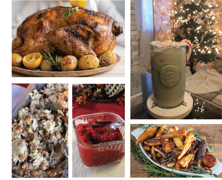Holiday Cooking pictures