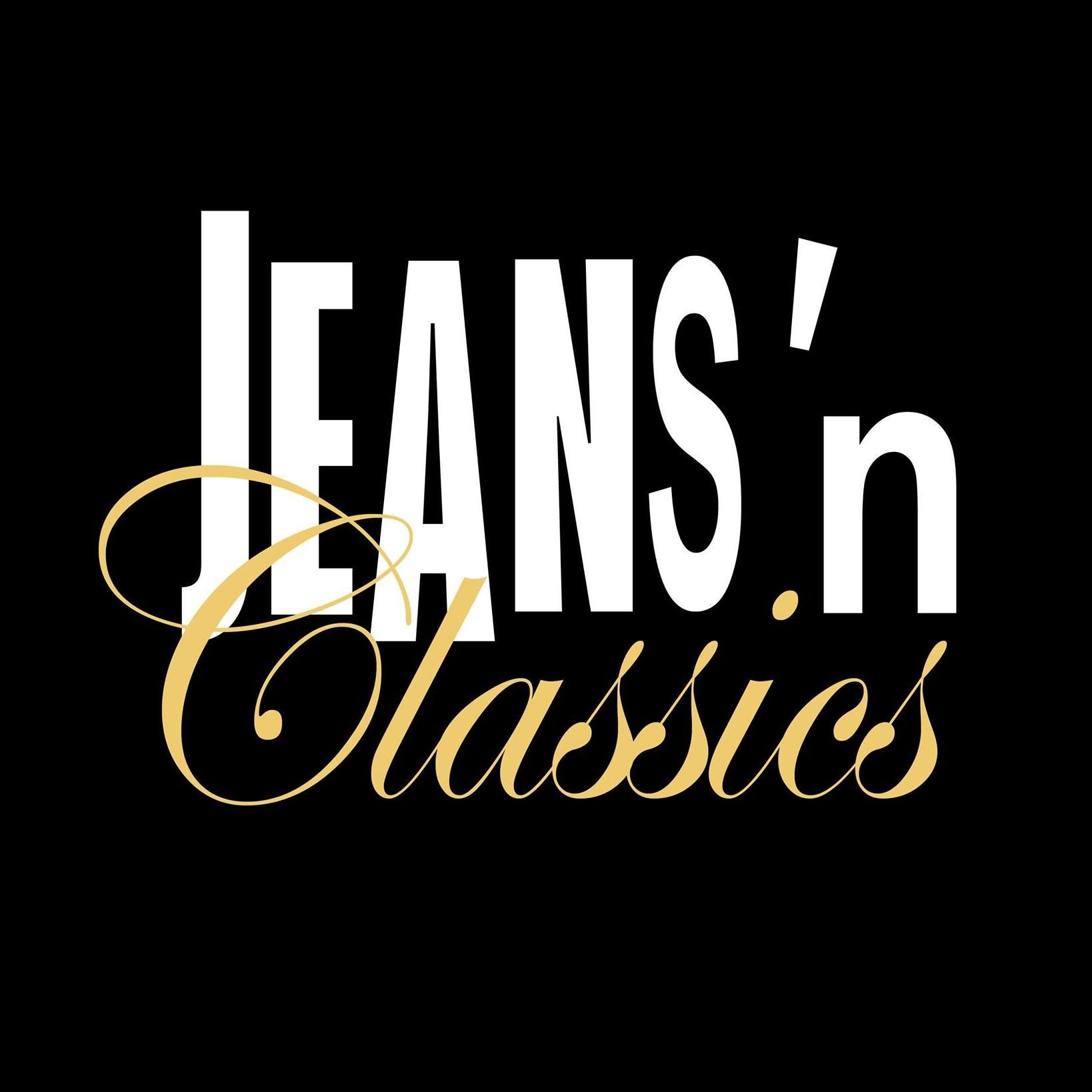 Jeans n classics black