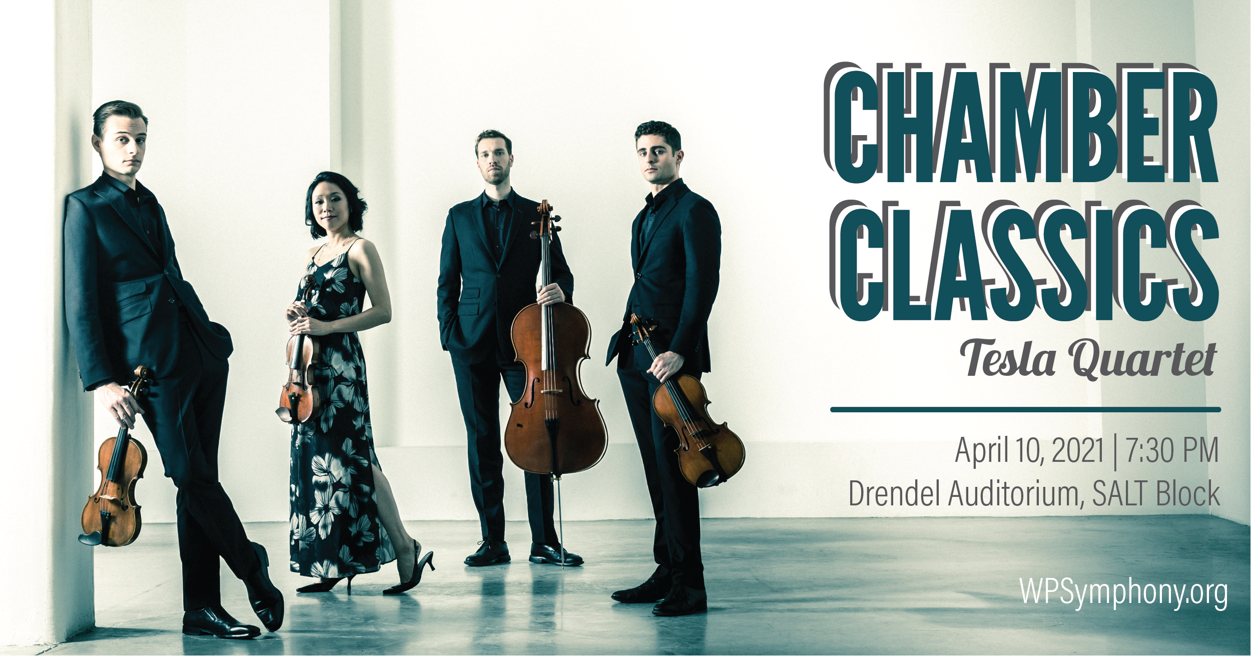 Chamber Classics Tesla 21 FB Cover