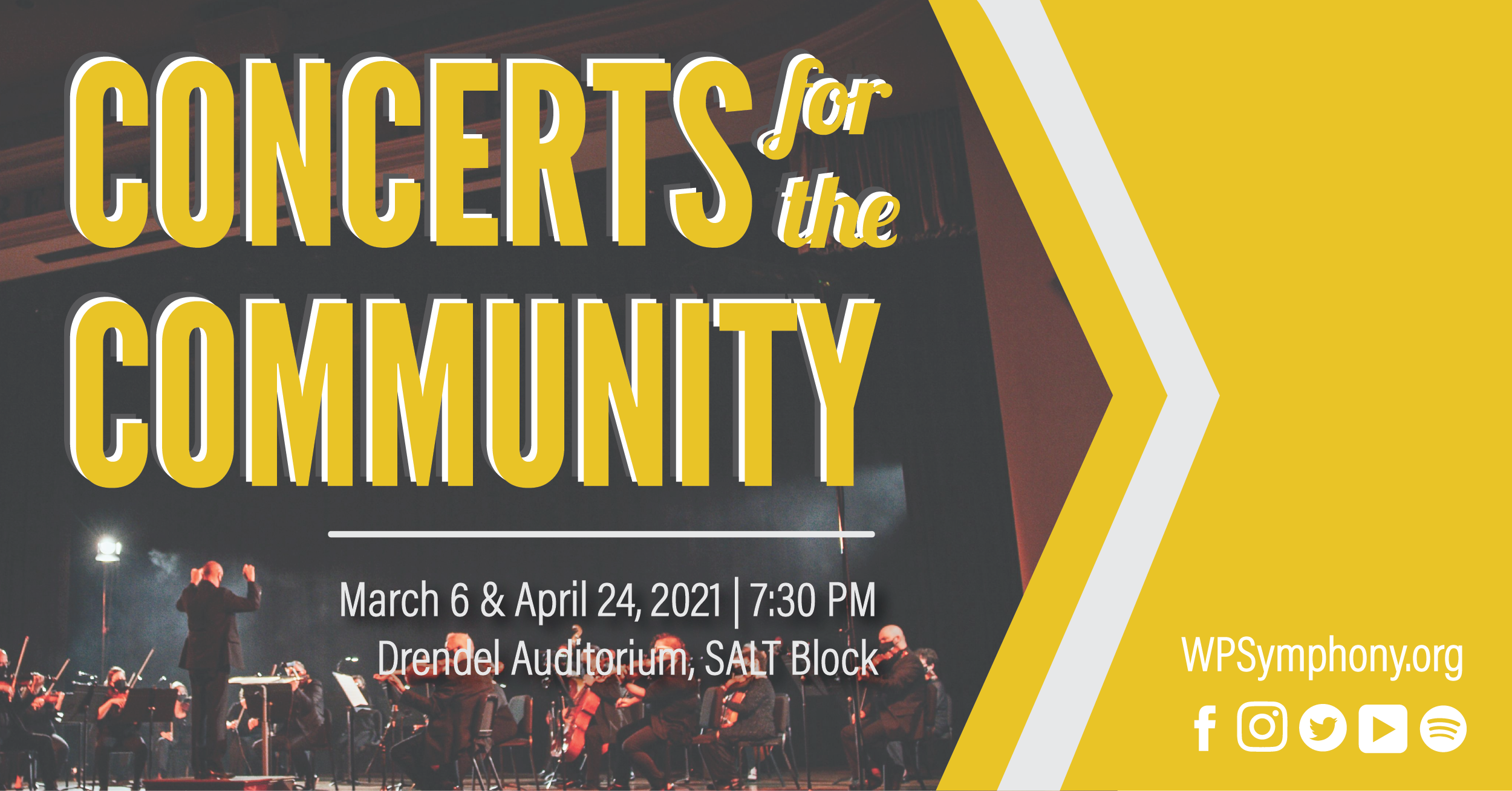 Concerts for the Community FB Cover